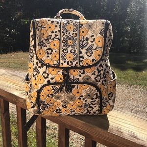 Vera Bradley backpack!  Excellent used condition.